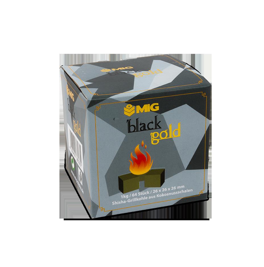 MIG BLACK GOLD 26MM CHARCOAL | 1KG